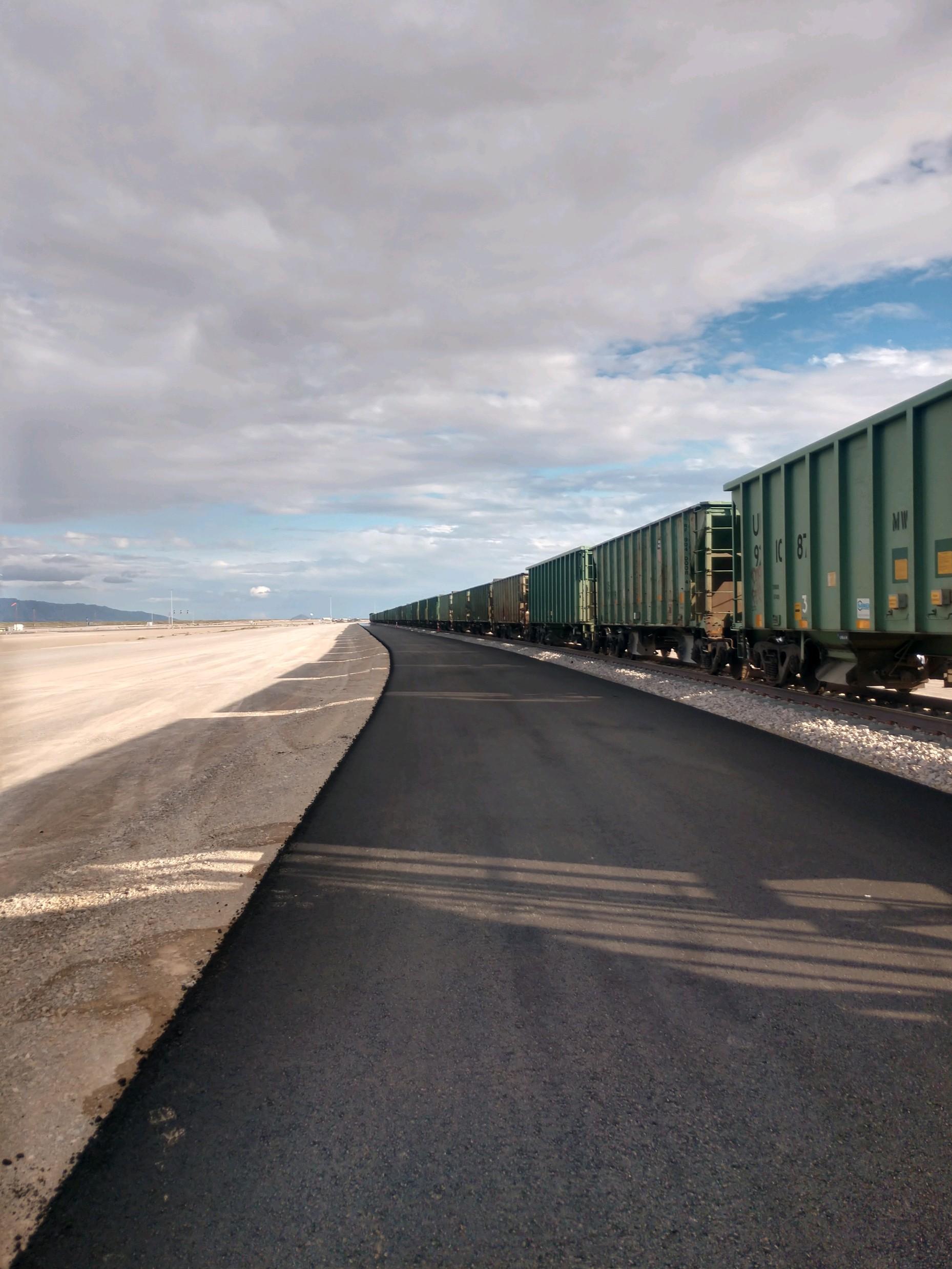 Railroad Current